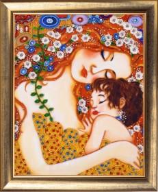 Набор для вышивки бисером Мать и дитя. Г. Климт Баттерфляй (Butterfly) 811Б - 252.00грн.