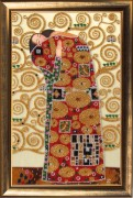 Набор вышивки бисером Свершение по мотивам Г. Климта