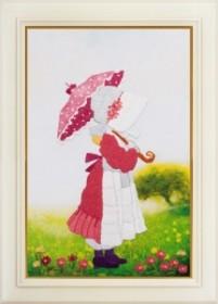 Набор для вышивки нитками Прогулка OLANTA R-012 - 162.00грн.