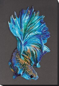 Набор для вышивки бисером Синее золото Абрис Арт АВ-746 - 401.00грн.