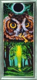 Набор для вышивки бисером Совушка-лето Баттерфляй (Butterfly) 543 - 480.00грн.