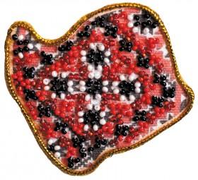 Набор - магнит для вышивки бисером Волынская область, , 48.00грн., АМК-003, Абрис Арт, Украина