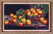 Набор для вышивки бисером Яблочный спас