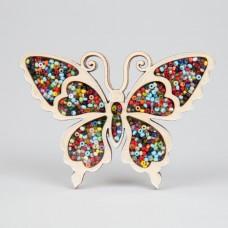 Набор для создания магнита Бабочка Чарiвна мить (Чаривна мить) F-201