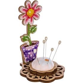 Игольница набор для вышивки бисером Цветочек Волшебная страна FLK-280 - 230.00грн.