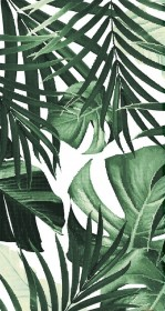 Схема вышивки бисером на габардине Прогулка в тропиках - 1 Tela Artis (Тэла Артис) ТА-492 - 115.00грн.