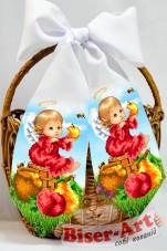 Бант для вышивки бисером На Праздник Спаса Biser-Art В24058