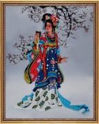 Набор для вышивки бисером Восточная красавица 2