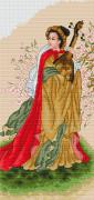 Набор для вышивки крестом Гармония