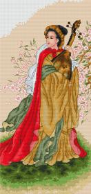 Набор для вышивки крестом Гармония Luca-S В229 - 333.00грн.