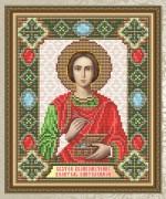 Набор для выкладки алмазной мозаикой Пантелеймон Целитель