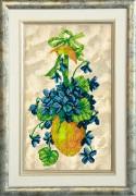 Набор для вышивки ювелирным бисером Пасхальные истории