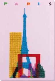 Набор для вышивки бисером на натуральном художественном холсте Новый Париж Абрис Арт АВ-765 - 342.00грн.