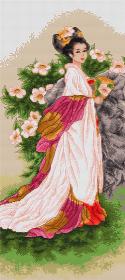 Набор для вышивки крестом Мелодия души Luca-S В227 - 387.00грн.
