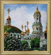 Набор для вышивки бисером Святыня Украины 1