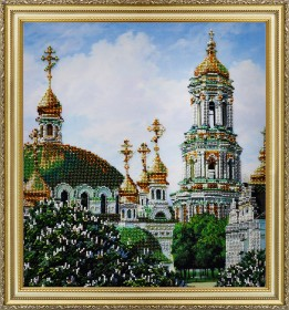 Набор для вышивки бисером Святыня Украины 1, , 462.00грн., Р-199, Картины бисером, Украина