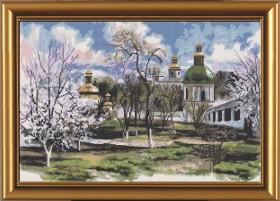 Набор для вышивки крестом Ранняя весна  Новая Слобода (Нова слобода) РЕ3277 - 219.00грн.