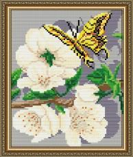 Набор для выкладки алмазной мозаикой Яблоневый цвет Триптих Часть 1 Art Solo АТ5557