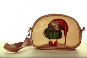 Сумка для вышивки бисером Совушка в шапочке Баттерфляй (Butterfly) LB 031 - 950.00грн.