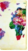Набор для вышивки бисером Карта мира -2