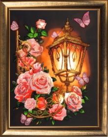 Набор для вышивки бисером Розовый фонарь Баттерфляй (Butterfly) 127Б - 315.00грн.