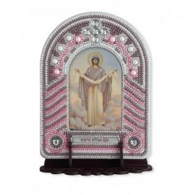 Набор для вышивки иконы с рамкой-киотом Покрова Пресвятой Богородицы Новая Слобода (Нова слобода) ВК1014 - 205.00грн.