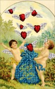 Набор для вышивки ювелирным бисером День Св. Валентина 6