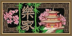 Набор для выкладки алмазной мозаикой Феншуй. Процветание в доме Art Solo АТ3208 - 442.00грн.