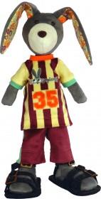 Набор для шитья мягкой игрушки Супер Кролик Чемпион Zoosapiens М3033 - 350.00грн.