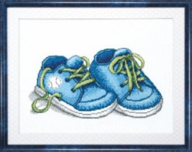 Набор для вышивания крестом  Первые шаги