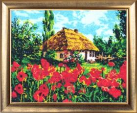 Набор для вышивки бисером Родной край, , 554.00грн., 363Б, Баттерфляй (Butterfly), Украина