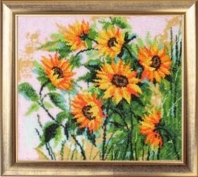 Набор для вышивки бисером Подсолнухи (по картине О. Дарчук) Баттерфляй (Butterfly) 284Б - 531.00грн.