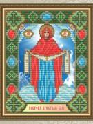 Набор для выкладки алмазной техникой Богородица Покрова