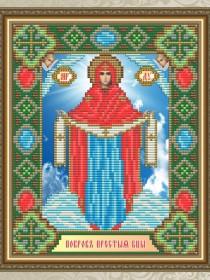 Набор для выкладки алмазной мозаикой Богородица Покрова Art Solo АТ5009 - 248.00грн.