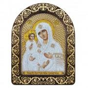 Набор для вышивки икон в рамке-киоте Богородица Троеручица