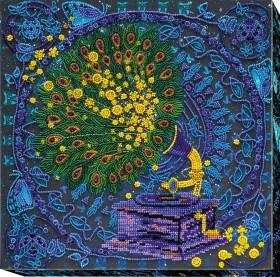 Набор для вышивки бисером Волшебный граммофон  Абрис Арт АВ-523 - 486.00грн.