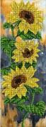 Набор для вышивки бисером Цветок солнца