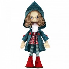 Набор для шитья интерьерной каркасной куклы Мишель