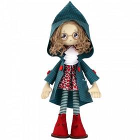 Набор для шитья интерьерной каркасной куклы Мишель KUKLA NOVA К1059 - 572.00грн.