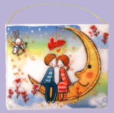 Набор для вышивки бисером Подарочный конвертик Баттерфляй (Butterfly) F504