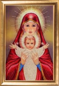 Набор для вышивки бисером Мадонна и дитя Баттерфляй (Butterfly) 499Б - 348.00грн.