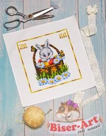 Схема дитячого пасхального рушника  Biser-Art В9511 - 65.00грн.
