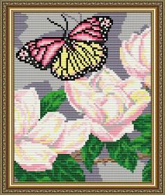 Набор для выкладки алмазной мозаикой Магнолии Триптих Часть 2, , 280.00грн., АТ5561, Art Solo, Картины из нескольких частей