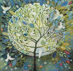 Набор для вышивки крестом Древо мира Абрис Арт АН-049 - 410.00грн.
