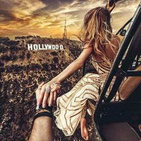 Набор для выкладки алмазной мозаикой Следуй за мной: Голливудские холмы