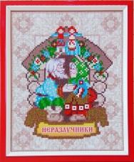 Набор для выкладки алмазной мозаикой Оберег Неразлучники Art Solo АТ5507