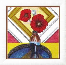 Набор для вышивки крестом Чудесные краски Cristal Art ВТ-070