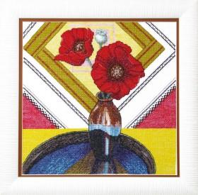Набор для вышивки крестом Чудесные краски