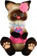 Набор для шитья мягкой игрушки Сиамский котенок
