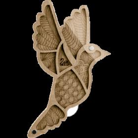 Органайзер для бисера с крышкой Волшебная страна FLZB-029 - 130.00грн.